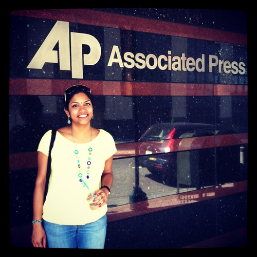 amritha at AP