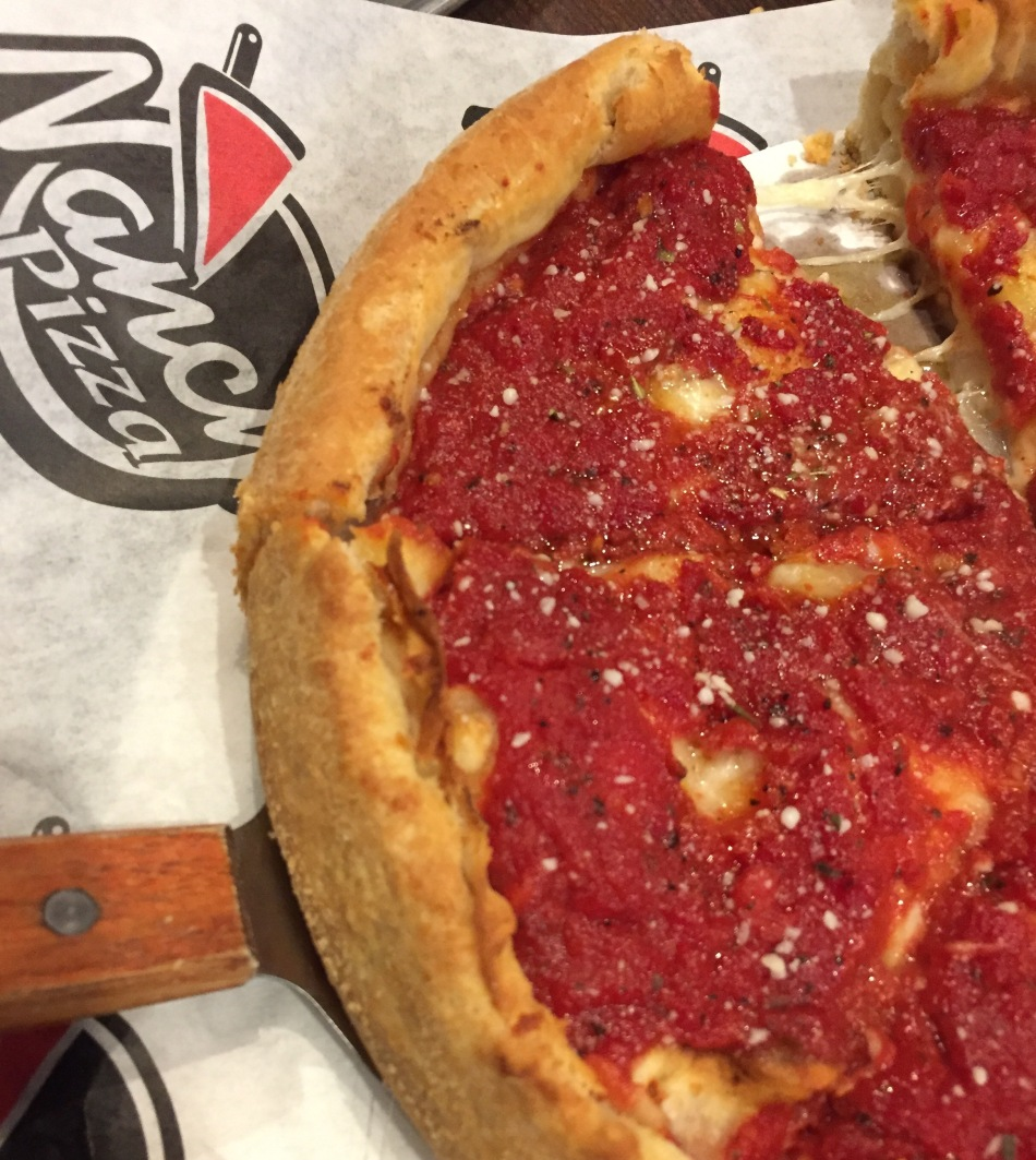 Where to eat in Chicago for deep dish pizza