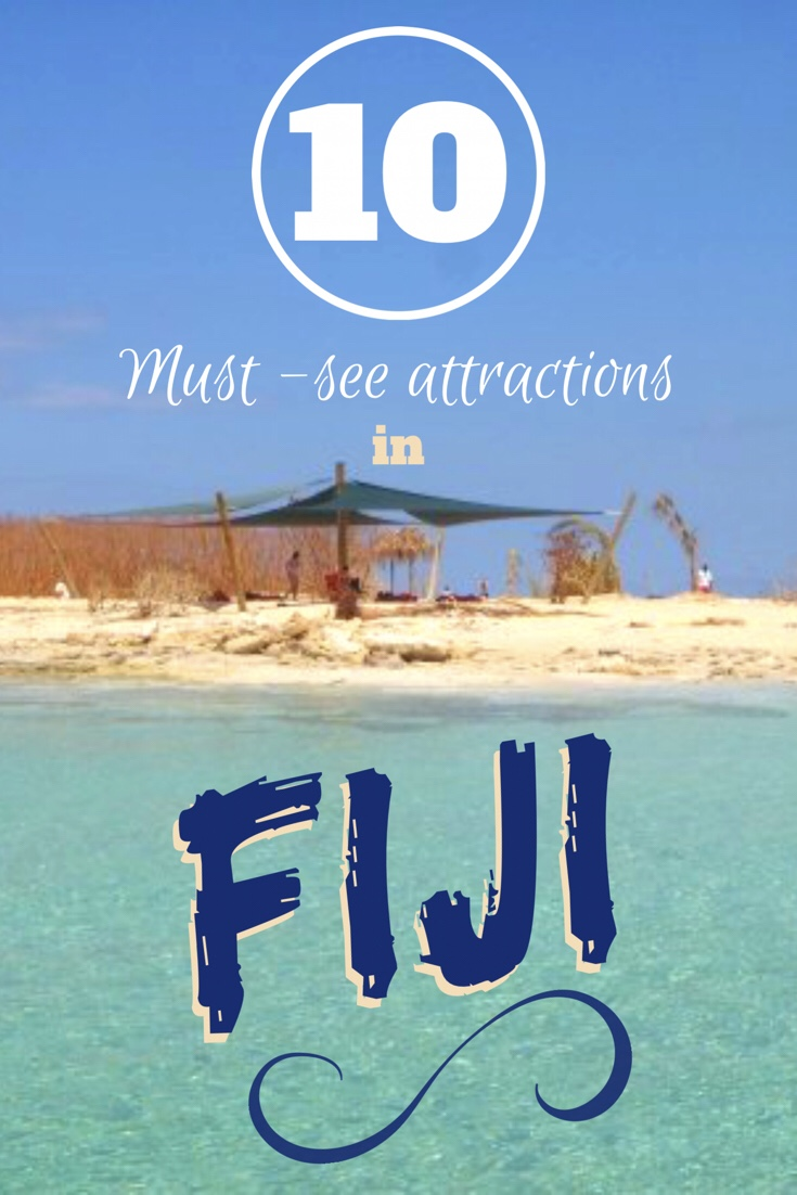things to do in Fiji, must see attractions in Fiji, sightseeing in Fiji, where to go in Fiji, Fiji destination guide, Fiji travel guide, guide to visiting Fiji, Fiji itinerary, one-week in Fiji