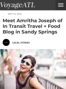writer Amritha Alladi Joseph , blogger Amritha Alladi Joseph. Atlanta blogger Amritha Joseph, Atlanta writer Amritha Alladi